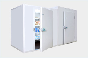 Walk-in cold rooms