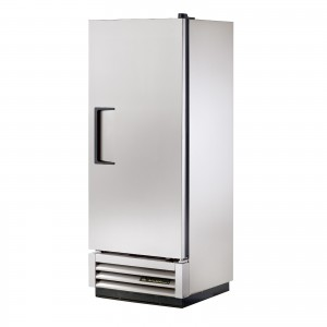 True T-12 single door commercial refrigerator