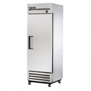 True T-19F single door commercial freezer