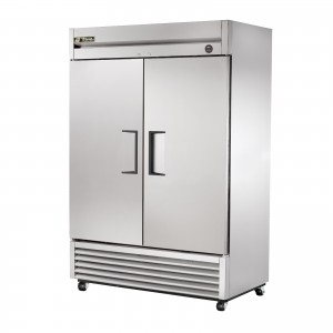 True T-49FZ double door commercial freezer