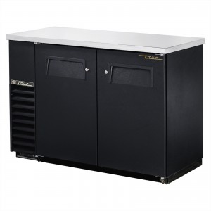True TBB-24-48 back bar cooler with solid doors