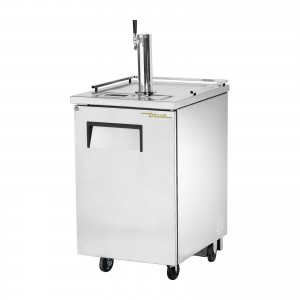 True TDD-1-S stainless steel direct draw beer dispenser
