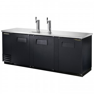 True TDD-4 direct draw beer dispenser