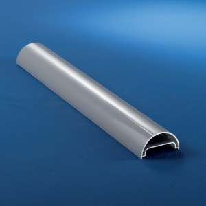 50mm hard PVC bumper rail