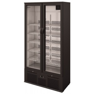 Infrico ERV 83 Glass Door Merchandiser