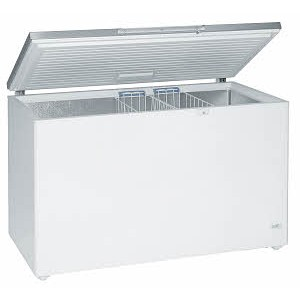 Liebherr GTL 4906 Chest Freezer with Stainless Steel Lid