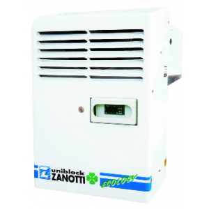 Zanotti Refrigeration Uniblock BAS121T1000F AS-R Freezer (external use) 5.6 CBM