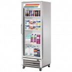 True T-15G single glass door commercial refrigerator