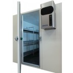 80mm Optima Walk In Freezer 2600 x 1200 x 2000mm