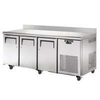 TRUE TGW-3F gastronorm worktop freezer