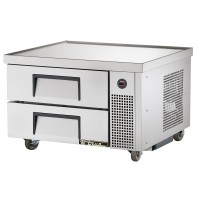 TRUE TRCB-36 refrigerated chef base table