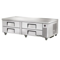 TRUE TRCB-72 refrigerated chef base table