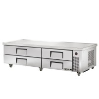 TRUE TRCB-82-84 refrigerated chef base table
