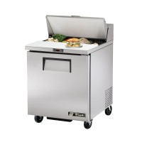 TRUE TSSU-27-8 sandwich or salad unit refrigerator