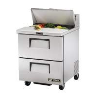 TRUE TSSU-27-8D-2 sandwich or salad unit drawered refrigerator