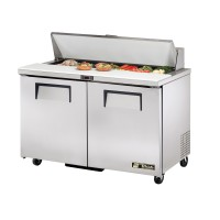 TRUE TSSU-48-12 sandwich or salad unit refrigerator