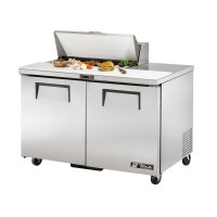 TRUE TSSU-48-8 sandwich or salad unit refrigerator