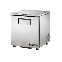 TRUE TUC-27F undercounter freezer
