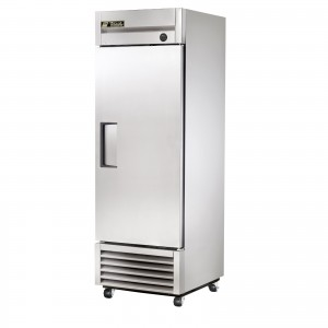 True T-23 single door commercial refrigerator