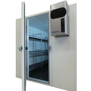 80mm Optima Walk In Freezer 2400 x 2200 x 2000mm