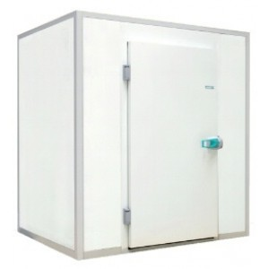 100mm walk in cold room with floor 2800mm x 1800mm x 2015mmh