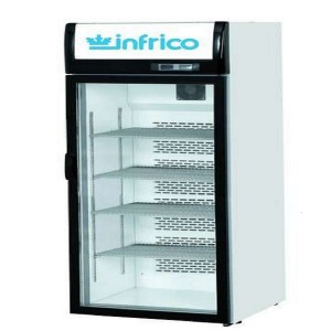 Infrico ERC 36 Glass Door Merchandiser