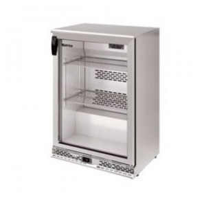 Infrico ERV 15 II Stainless Steel Back-bar Bottle Cooler