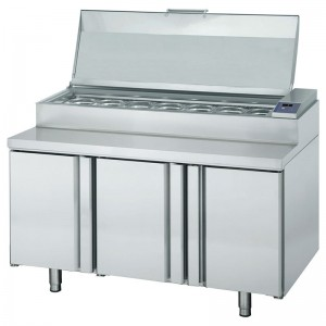 Infrico MEV 1500 Salad/Sandwich Prep Table 800