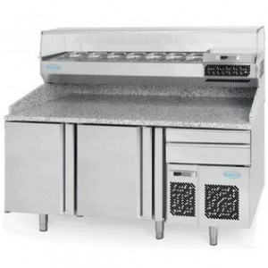 Infrico MP 1740 Pizza Prep Table 800