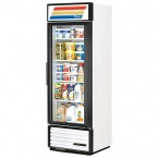 True GDM-19T single door display refrigerator