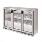 Infrico ERV 35 II Stainless Steel Back-bar Bottle Cooler