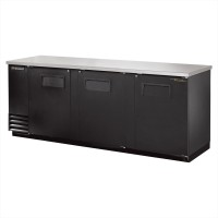 TRUE TBB-4 back bar cooler