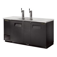 TRUE TDD-3 direct draw beer dispenser