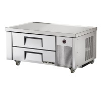 TRUE TRCB-48 refrigerated chef base table