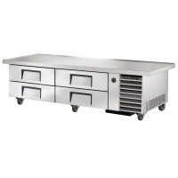 TRUE TRCB-79-86 refrigerated chef base table