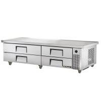 TRUE TRCB-82-86 refrigerated chef base table