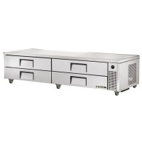TRUE TRCB-96 refrigerated chef base table