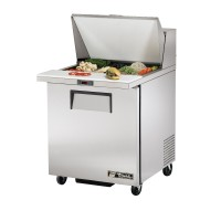 TRUE TSSU-27-12M-B sandwich or salad unit mega-top refrigerator