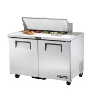 TRUE TSSU-48-10 sandwich or salad unit refrigerator