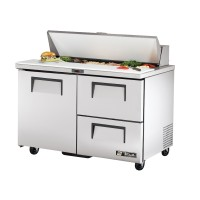 TRUE TSSU-48-12D-2 sandwich or salad unit drawered refrigerator