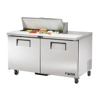 TRUE TSSU-60-10 sandwich or salad unit refrigerator