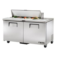 TRUE TSSU-60-12 sandwich or salad unit refrigerator