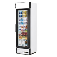 TRUE TVM-400 slim line single door refrigerator