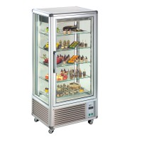 Bravo vertical display cabinet GGF 450 LED