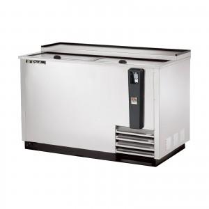 True TD-50-18-S stainless steel horizontal bar chest fridge