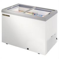 TRUE TFM-41FL glass lid horizontal freezer