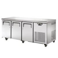 TRUE TGU-3 gastronorm undercounter refrigerator