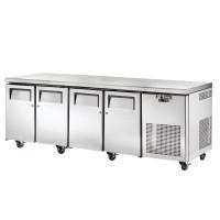 TRUE TGU-4 gastronorm undercounter refrigerator