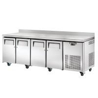 TRUE TGW-4 gastronorm worktop refrigerator