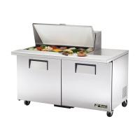 TRUE TSSU-60-18M-B sandwich or salad unit mega-top refrigerator